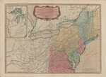 A New and General Map of the Middle Dominions Belonging to the United States of America