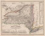 Neueste Karte von New York