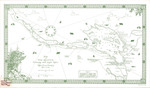 Map of Blue Mountain, Utowana and Eagle Lakes by G. R. Graham