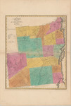 Map of the County of Essex by David H. Burr