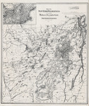 Map of the New York Wilderness to Accompany Wallace's Descriptive Guide to the Adirondacks by W. W. Ely