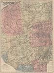Map of the Adirondacks by Seneca Ray Stoddard