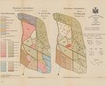 Map Illustrating Mr. Von Dorrien's Paper on Forestry by Colvin Verplanck and S. Von Dorrien