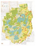 Adirondack Park Land Use and Development Plan Map [Major Proposed Developments] by State of New York Adirondack Park Agency