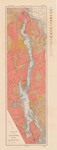 Geologic Map of the Lake George Region by David H. Newland and Henry Vaughan