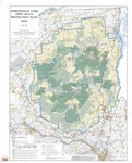 Adirondack Park Open Space Protection Plan Map by State of New York Commission on the Adirondacks in the Twenty-First Century