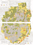 Adirondack Park Preliminary Private Land Use and Development Plan by State of New York Adirondack Park Agency