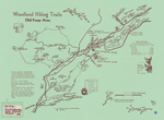 Woodland Hiking Trails: Old Forge Area by Old Forge Tourist Center