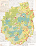Adirondack Park Land Use and Development Plan Map by State of New York Adirondack Park Agency