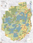 Adirondack Park Land Use and Development Plan Map and State Land Map by State of New York Adirondack Park Agency