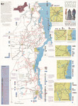 Nature, History, Recreation Map Guide by Champlain Valley Heritage Network