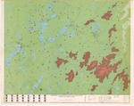 Northern Adirondack Mountain Preserve Lakes and High Peaks by Cartographic Associates
