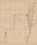 Adirondack Survey Progress Sketch of the Primary Triangulation by Verplanck Colvin