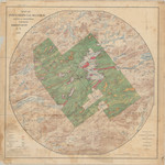 Map of Townships 5, 6, 40 and 41 Totten & Crossfield Purchase Hamilton County, N.Y. by H. S. Meekham, E. S. Bruce, and USGS