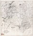 Map of Adirondack League Club Preserve by Ohman Map Co.