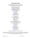 An Adirondack Chronology by Margie Amodeo, Hallie E. Bond, Carl George, J. Douglass Klein, and Richard E. Tucker