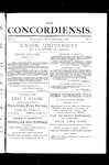 The Concordiensis, Volume 1, Number 2 by J. F. Greene