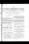 The Concordiensis, Volume 1, Number 4