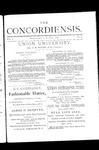 The Concordiensis, Volume 1, Number 8