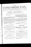 The Concordiensis, Volume 2, Number 2