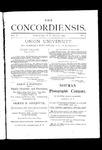 The Concordiensis, Volume 2, Number 4 by F. Van Dusen