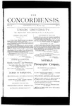 The Concordiensis, Volume 2, Number 6