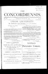 The Concordiensis, Volume 2, Number 8