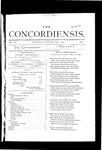 The Concordiensis, Volume 3, Number 1