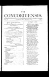 The Concordiensis, Volume 3, Number 3