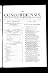 The Concordiensis, Volume 3, Number 5 by John Ickler