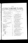 The Concordiensis, Volume 3, Number 8 by John Ickler