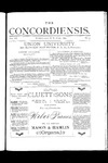 The Concordiensis, Volume 3, Number 9 by John Ickler