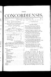 The Concordiensis, Volume 4, Number 2 by Robert A. Wood