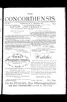 The Concordiensis, Volume 4, Number 3
