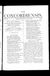 The Concordiensis, Volume 4, Number 4 by Robert A. Wood