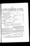 The Concordiensis, Volume 4, Number 6