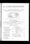 The Concordiensis, Volume 5, Number 6 by Matthew Golebiewski