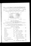 The Concordiensis, Volume 5, Number 9 by E. C. Murray