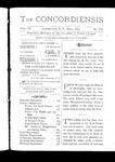 The Concordiensis, Volume 6, Number 7