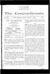 The Concordiensis, Volume 7, Number 1