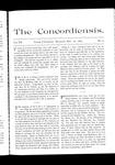The Concordiensis, Volume 7, Number 3