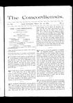 The Concordiensis, Volume 7, Number 4