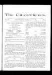 The Concordiensis, Volume 7, Number 9