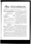 The Concordiensis, Volume 8, Number 8