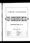 The Concordiensis, Volume 9, Number 2 by F. S. Randall