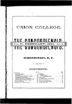 The Concordiensis, Volume 9, Number 4 by F. S. Randall