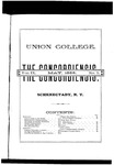 The Concordiensis, Volume 9, Number 7 by F. S. Randall