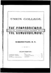 The Concordiensis, Volume 9, Number 8 by F. S. Randall