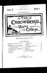 The Concordiensis, Volume 11, Number 2
