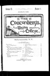 The Concordiensis, Volume 11, Number 7 by H. C. Mandeville